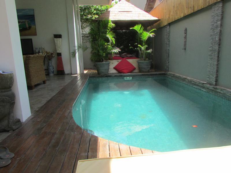 Pool Over View - Bunga Melati,3BR Villa close to beach,Seminyak - Seminyak - rentals
