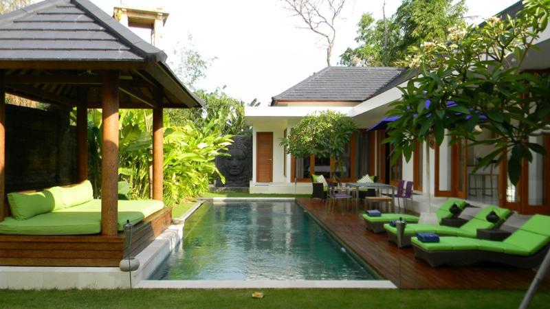 Devi, Luxury Modern 3.5BR Spacious Villa, Canggu - Image 1 - Canggu - rentals