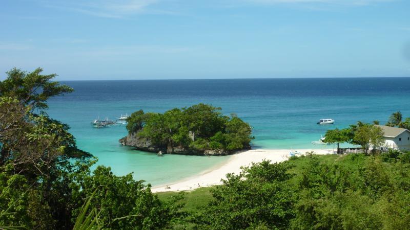 The beach in front of Boracay Island Villa - Boracay island villa - Boracay - rentals