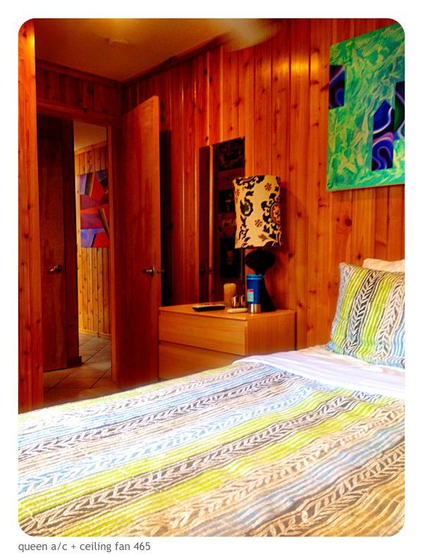 Full Bedroom - Full bedroom shared bath - Fire Island Pines - rentals