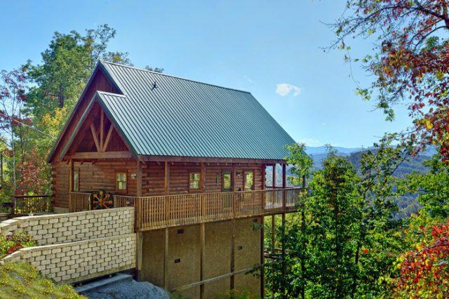 Featured Property Photo - A Lazy Bears Hideaway - Sevierville - rentals