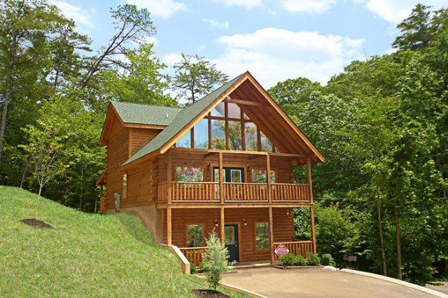 Featured Property Photo - Cowboy Up - Pigeon Forge - rentals