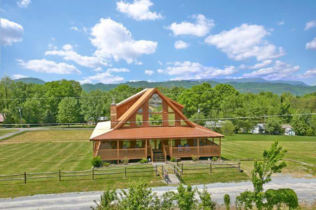 Featured Property Photo - Honey Bear - Sevierville - rentals