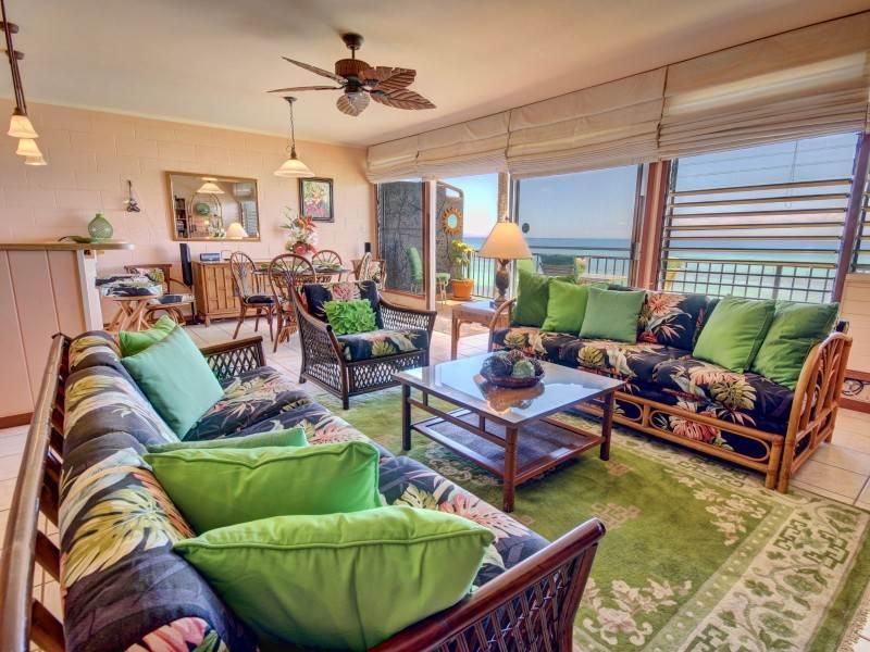 Maui Sands #5F - Image 1 - Lahaina - rentals