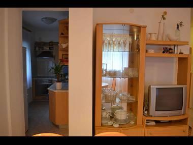 A1(4+2): living room - 35646 A1(4+2) - Kastel Gomilica - Kastel Gomilica - rentals