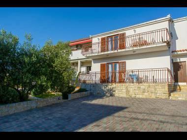 house - 35677 A2 smedi(4+1) - Okrug Gornji - Okrug Gornji - rentals