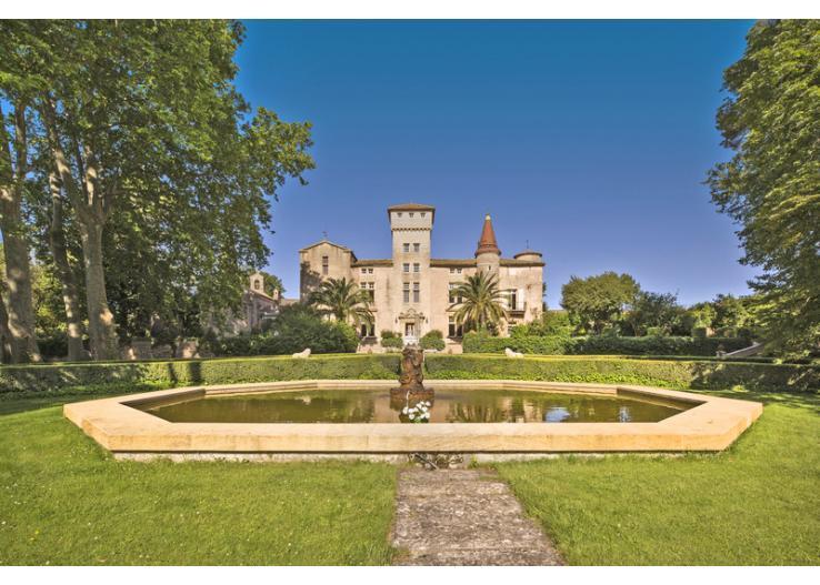 france/languedoc/chateau-de-valjoyeuse - Image 1 - Languedoc-Roussillon - rentals