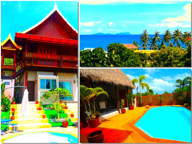 Villa Ayutthaya in Golden Pool Villas = Beautiful! - Image 1 - Ko Lanta - rentals