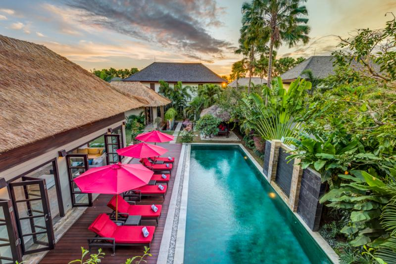 Villa Nilaya - 15m x 5m Pool - VILLA NILAYA, LUXURIOUS & SPACIOUS, GREAT LOCALE - Seminyak - rentals