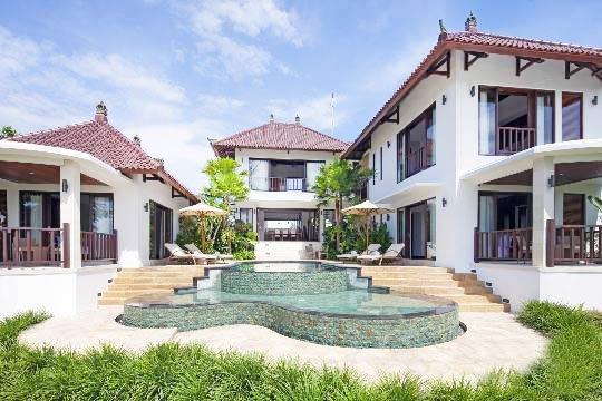 Villa Exterior - Villa Arza - an elite haven - Canggu - rentals