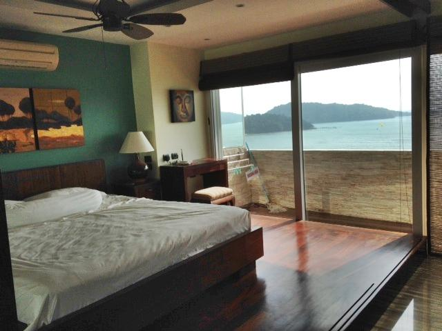 Patong Tower 2 Bed room Stunning Sea View, Mountain View, City View - Stunning Sea View Patong Tower 16th floor, Phuket - Kathu - rentals