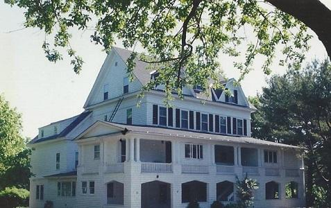 Thorncroft Condominium building, circa 1877 - Rental by the Sea, S. Maine - York Harbor - rentals