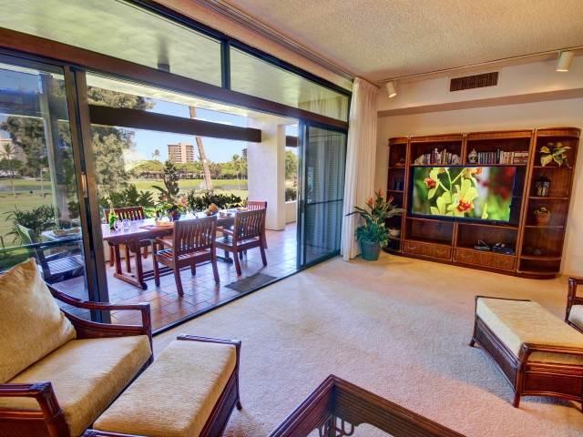 Kaanapali Royal #D101 Golf/Garden View - Image 1 - Lahaina - rentals