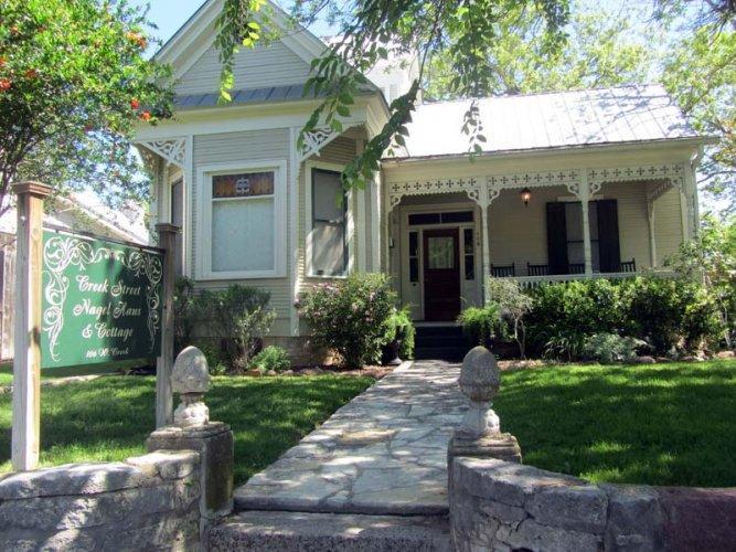 Creek Street: Nagel Haus - Image 1 - Fredericksburg - rentals