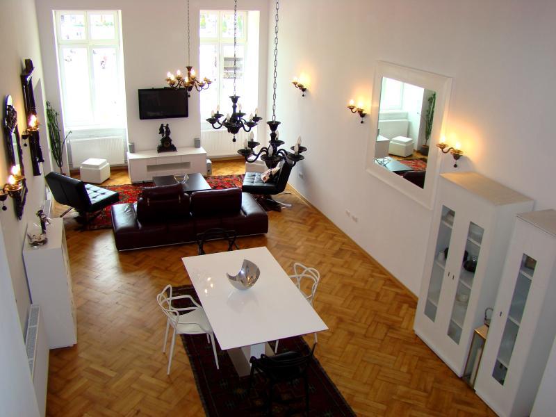 Designer Apt in Historic Building - Image 1 - Brasov - rentals