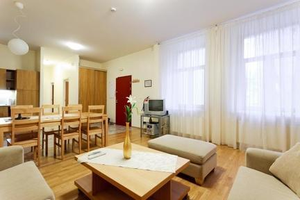Centrally located 2 bedroom apartment - 1749 - Image 1 - Tallinn - rentals