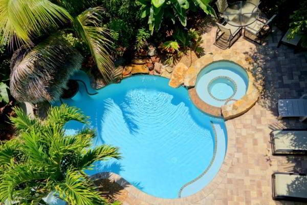 Pool 2 - MARGARITA-VILLE - Holmes Beach - rentals