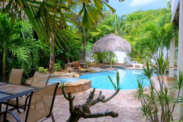 Pool 1 - TWOPINACOLADAS - Holmes Beach - rentals
