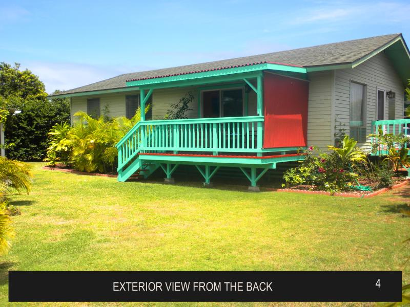 Marlin Vacation Rental House. Walk to Paia Town. - Image 1 - Paia - rentals