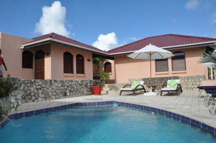 Mongoose Run at Terres Basses, Saint Maarten - Ocean View & Pool - Image 1 - Terres Basses - rentals