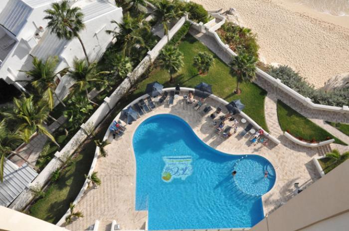 Nirvana at The Cliff, Saint Maarten - Penthouse Apartment, Communal Pool, Panoramic Ocean View - Image 1 - Cupecoy - rentals