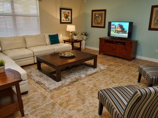 5 Bedroom 4.5 Bath Pool Home In Golf Heaven. 1415TR - Image 1 - Orlando - rentals