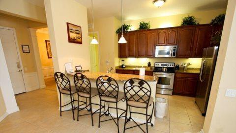 3 Bed 2 Bath Penthouse Condo With Excellent Lake View and SeaWorld Fireworks - Image 1 - Orlando - rentals
