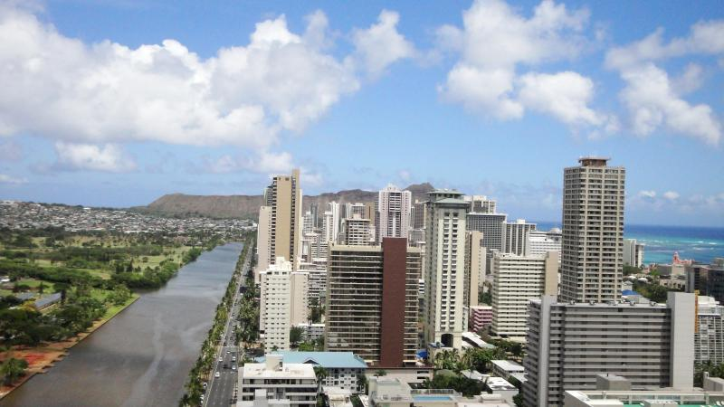 Magnificent Mtn., Canal Views & Diamond Head Views - Incredible 180 Degree Ocean & Mountain Views! Pool - Honolulu - rentals