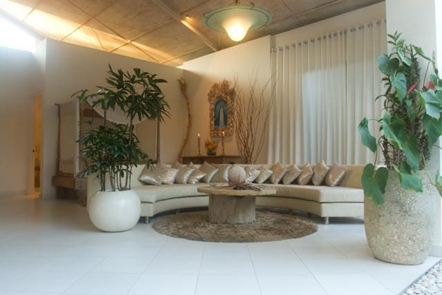 Living space - Villa Casa Bola, an Oasis in Seminyak. - Seminyak - rentals