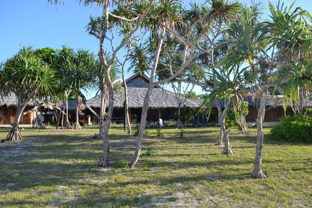 Villa Asana from beach - Villa ASANA - Exclusive Private Beachfront - Port Vila - rentals