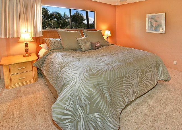Bedroom - #208 - 1 Bedroom/1 Bath Ocean Front unit on Sugar Beach! - Kihei - rentals