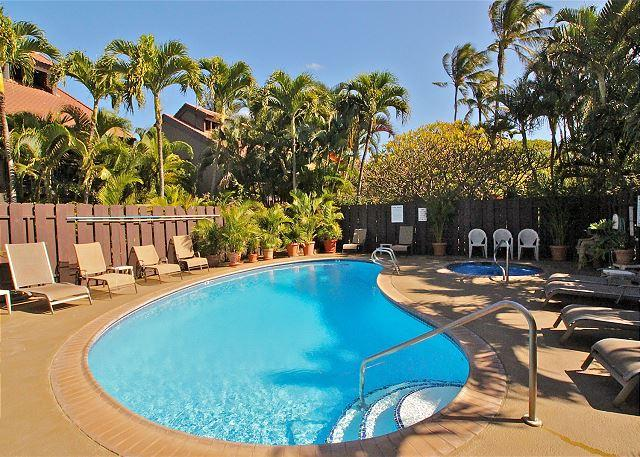 #106 - Garden View 1 Bedroom/1 Bath unit in North Kihei! - Image 1 - Kihei - rentals