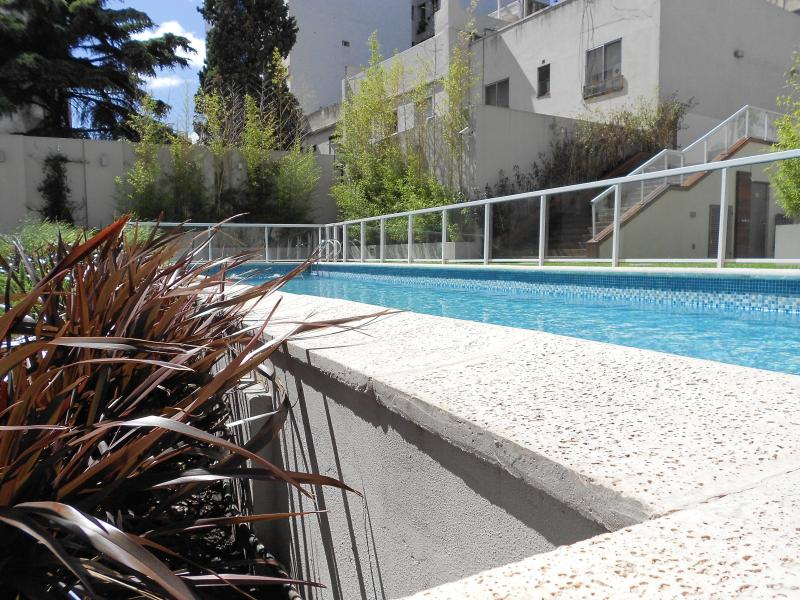 Beautiful swimming pool - Beautiful 2 Bed Apartment in Palermo - Buenos Aires - rentals