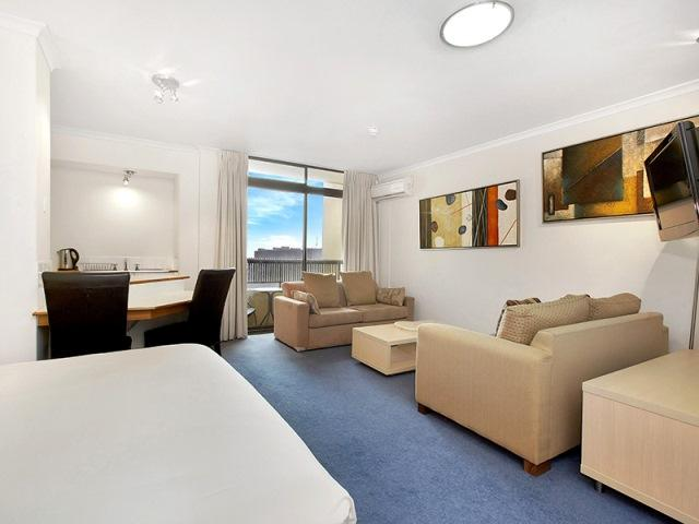 Hyde Park Plaza Furnished Studio - Image 1 - Sydney - rentals