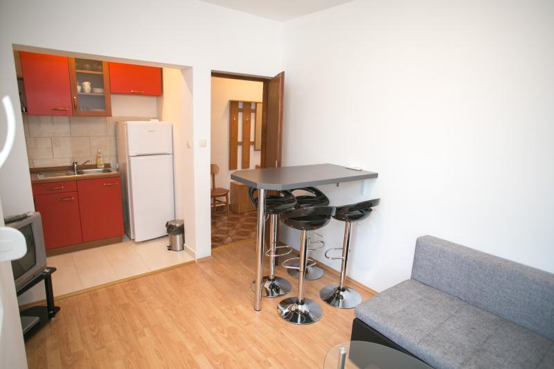 Kitchen with living room - Zubovici, Novalja, Island of Pag No5 - Zubovici - rentals