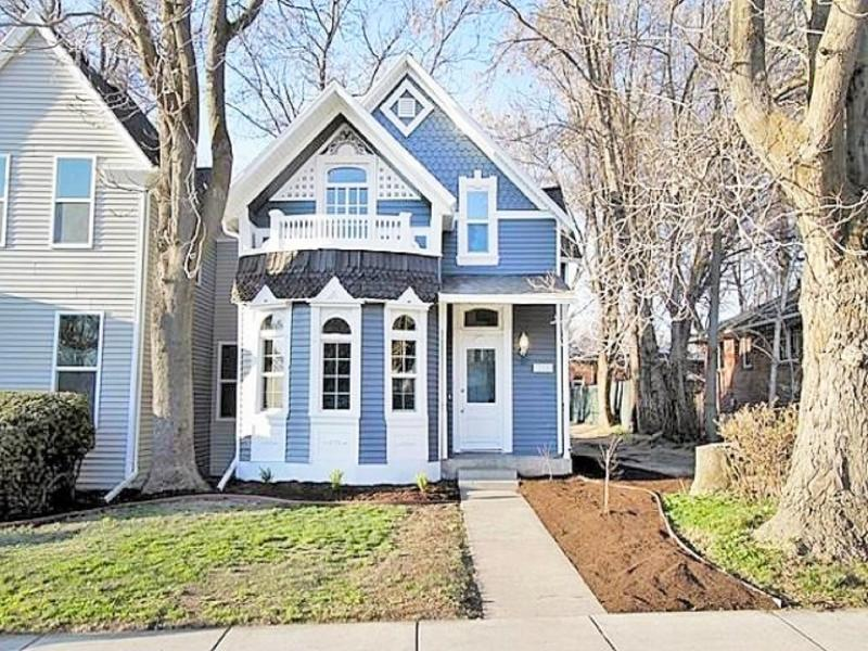 Beautiful classic Victorian home in the historic downtown 9th & 9th District - 3-Bedroom Downtown Victorian Home - Salt Lake City - rentals