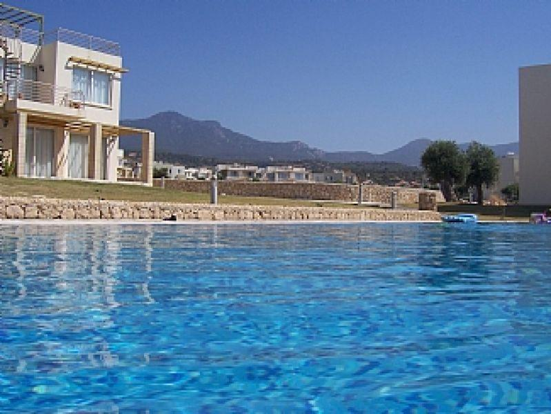 Swimming Pool next to the apartment - Serenity @ Turtle Bay - Kyrenia - rentals