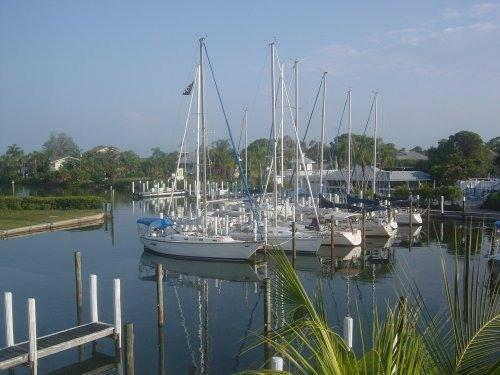 View from lanai - LOCATION, LOCATION...HARBORFRONT ON LEMON BAY - Placida - rentals