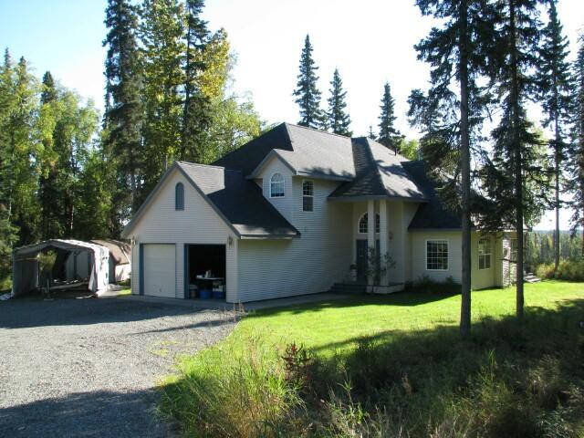 Front Yard - Queen and Twin bed room - Kenai AK Sleeps up to 3 - Kenai - rentals