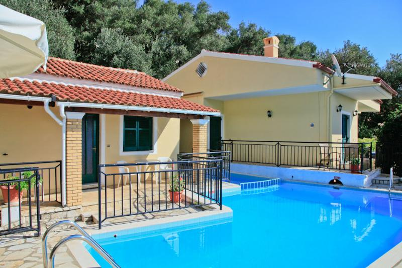 Villa With Private Pool - Sofia - Nissaki - rentals