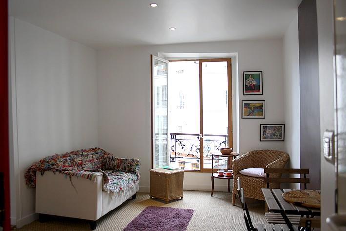parisbeapartofit - Montmartre studio (1326) - Image 1 - Paris - rentals