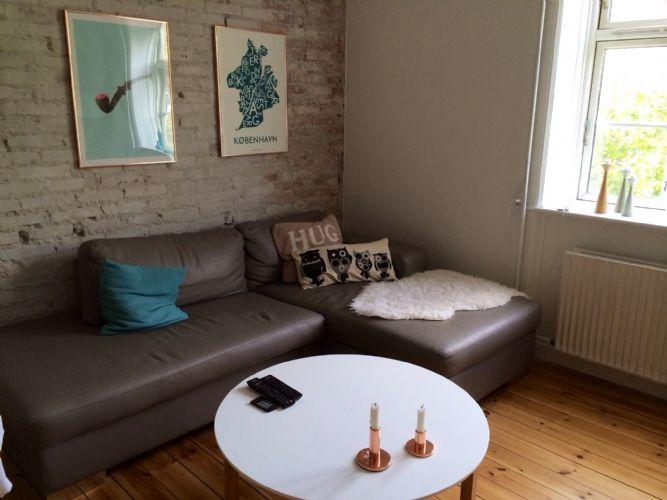 Strandboulevarden Apartment - Fine Copenhagen apartment near Oesterfaelled square - Copenhagen - rentals