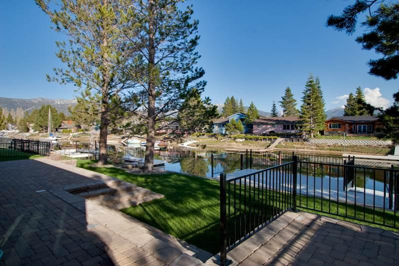 Pet Friendly Tahoe Keys Luxury Home with Private Pier and Use of Tahoe Keys Amenities (TK22) - Image 1 - South Lake Tahoe - rentals