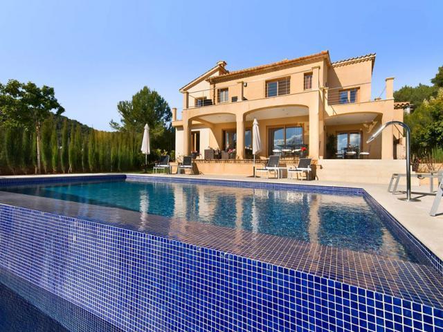 4 bedroom Villa in Pollenca, Mallorca, Mallorca : ref 4168 - Image 1 - Sa Pobla - rentals