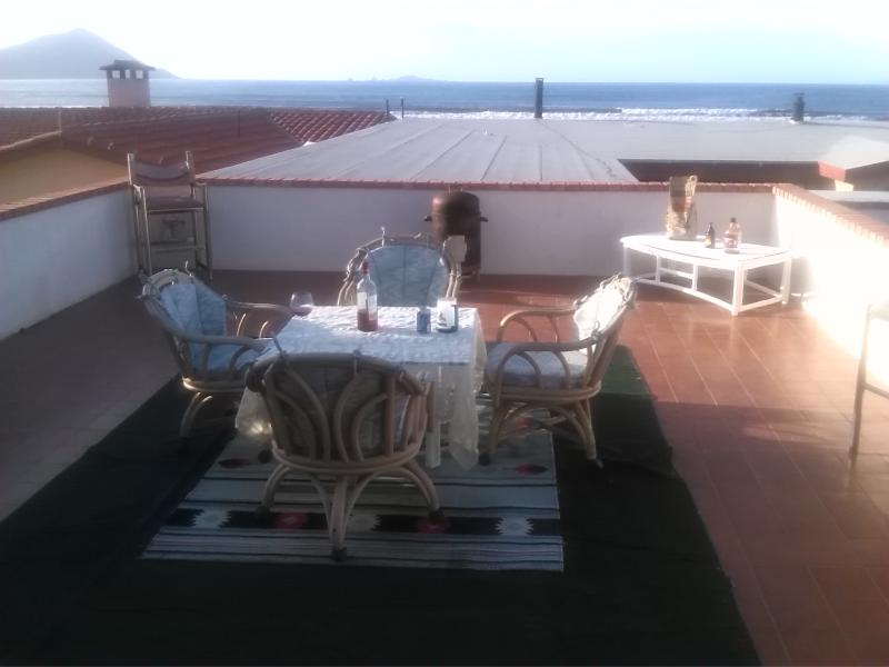 MASTER BEDROOM OCEAN VIEW DECK - Dreamland By The Sea - Ensenada - rentals