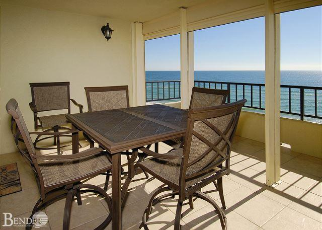 Balcony - Great Location with Peace and Quiet~Bender Vacation Rentals - Orange Beach - rentals