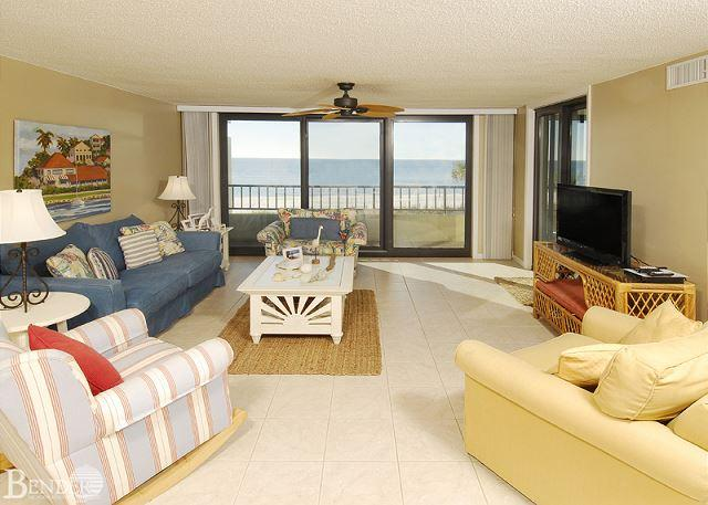 Living Room - Perdido Quay 203 ~Enjoy the Quiet and less Crowded ~ Bender Vacation Rentals - Orange Beach - rentals