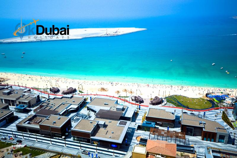 Lily JBR Rimal 2705 - Image 1 - Dubai - rentals
