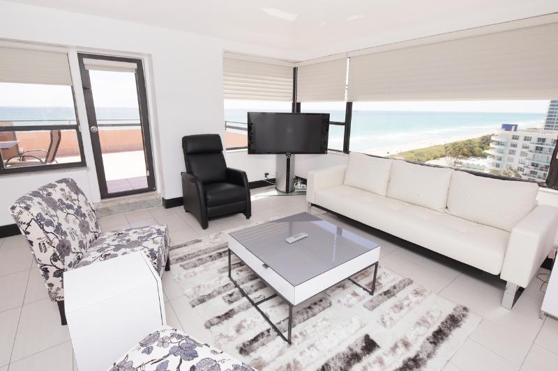 Beautiful Oceanfront View - Miami Beach 1501 Signature Ocean Front Apartment - Miami Beach - rentals