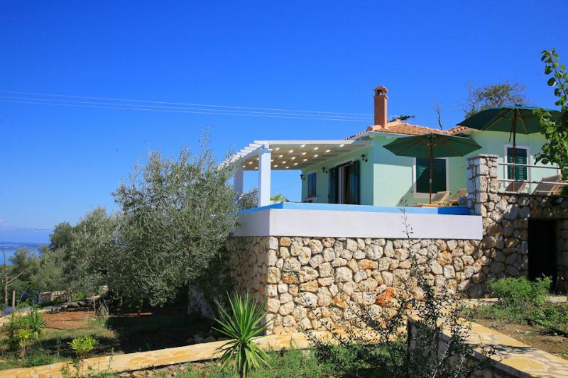Super airy villa - Villa Belvedere Verde - Tsoukalades - rentals